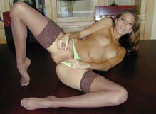 Jenna Haze - Panty Stockings